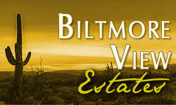 Biltmore View Estates Homes for Sale Paradise Valley Arizona