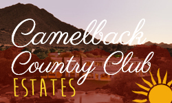Camelback Country Club Estates Homes for Sale Paradise Valley Arizona