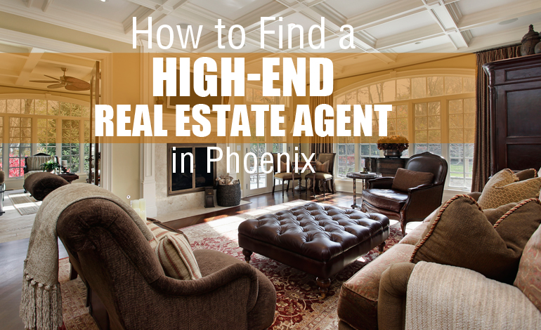 High End Real Estate Agent. High End Real Estate Agent C