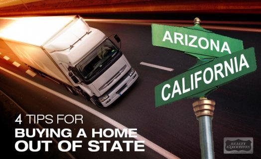 tips for relocating and buying a home out of state