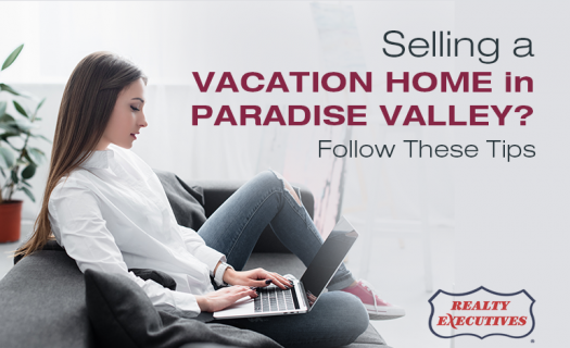 Selling a Vacation Home Paradise Valley AZ