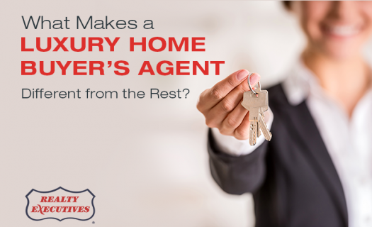 luxury home buyers agent