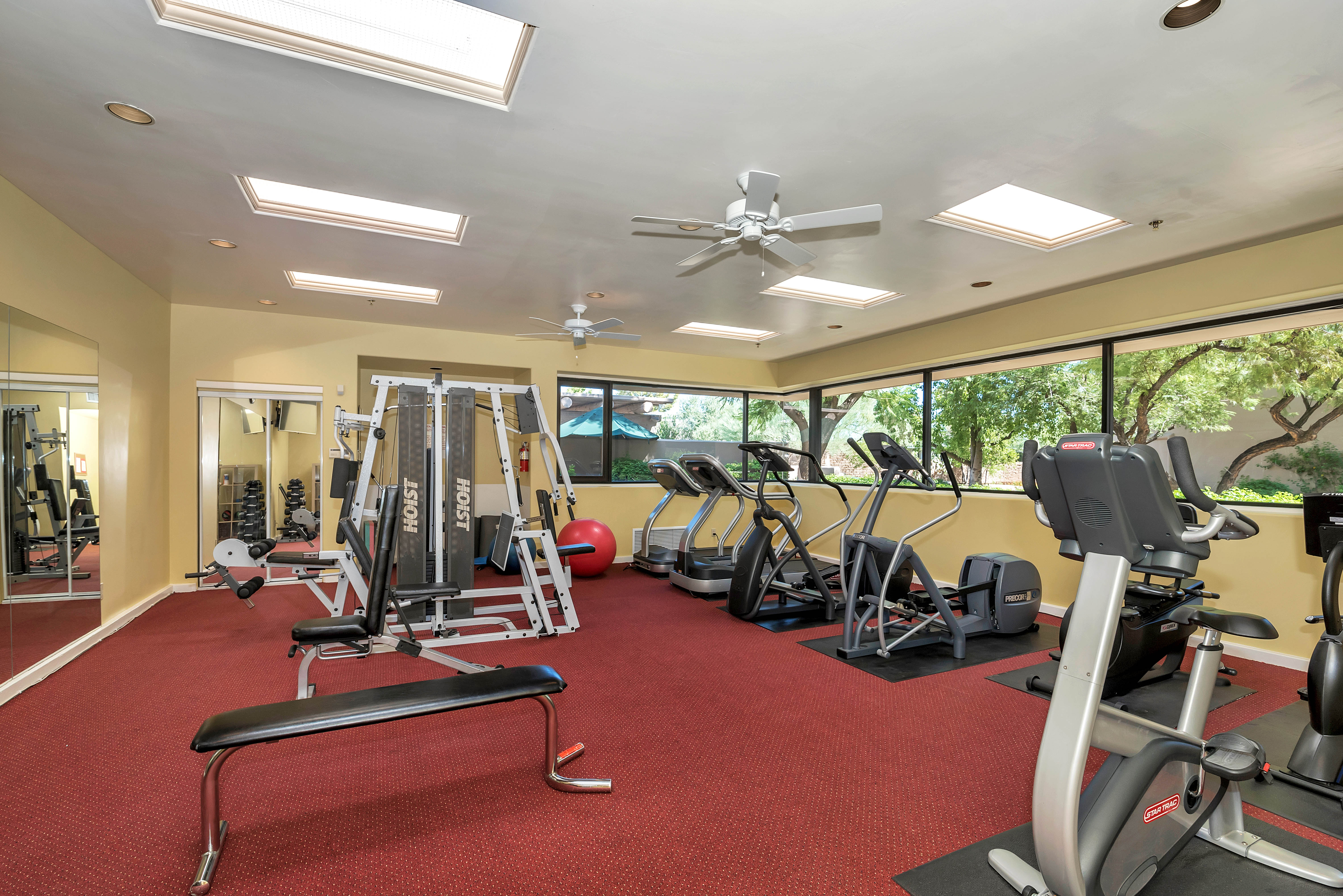 Community-Workout-Facility