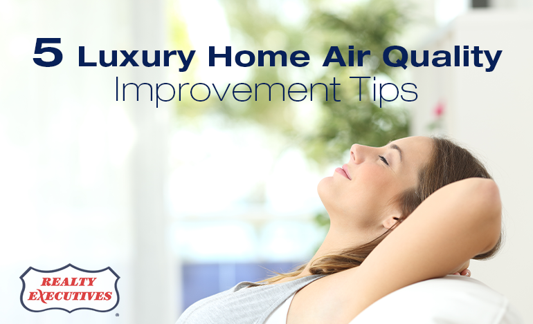 Home Air Quality Improvement Tips