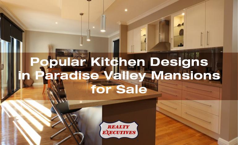 Kitchen Designs in Paradise Valley