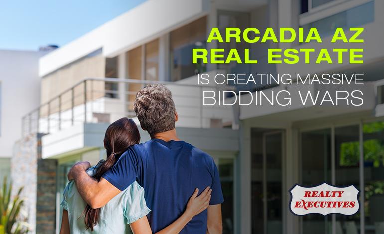 Arcadia AZ Real Estate
