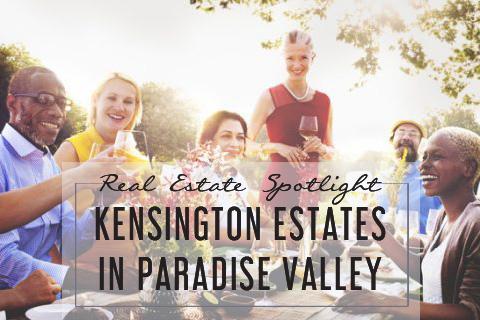 homes for sale in Kensington Estates