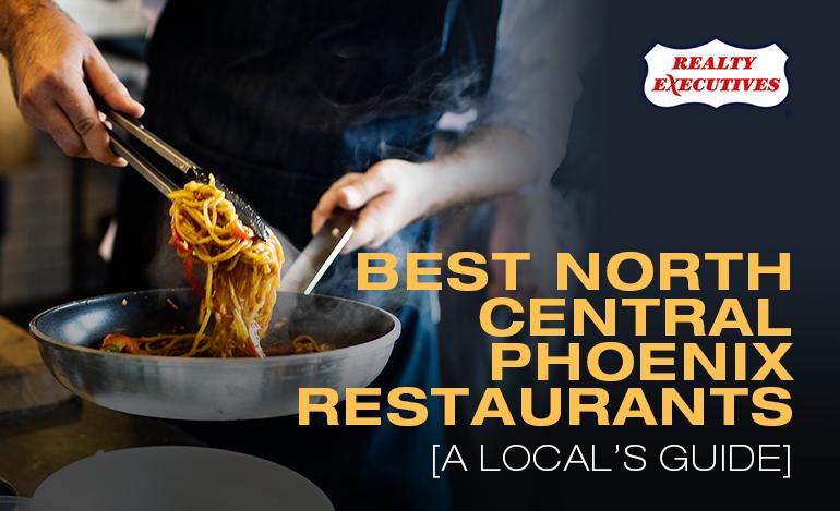 North Central Phoenix Restaurants