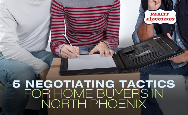 Home Buyers in North Phoenix