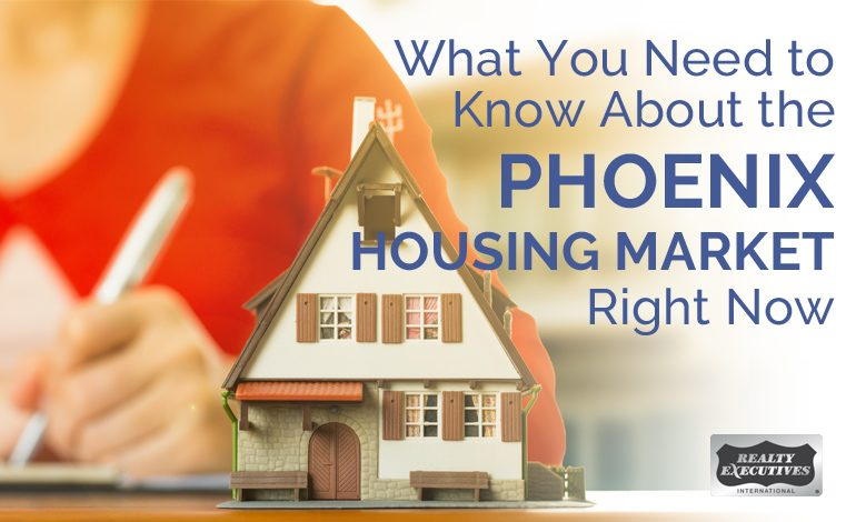 What You Need to Know About the Phoenix Housing Market Right Now from a Veteran Phoenix real estate agent