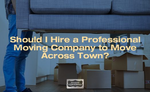 Should I Hire a Professional Moving Company to Move Across Town in Arizona