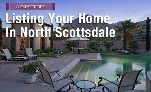 listing your home in north scottsdale