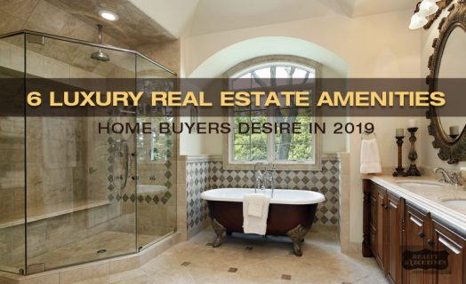 2019 Luxury Real Estate Amenities